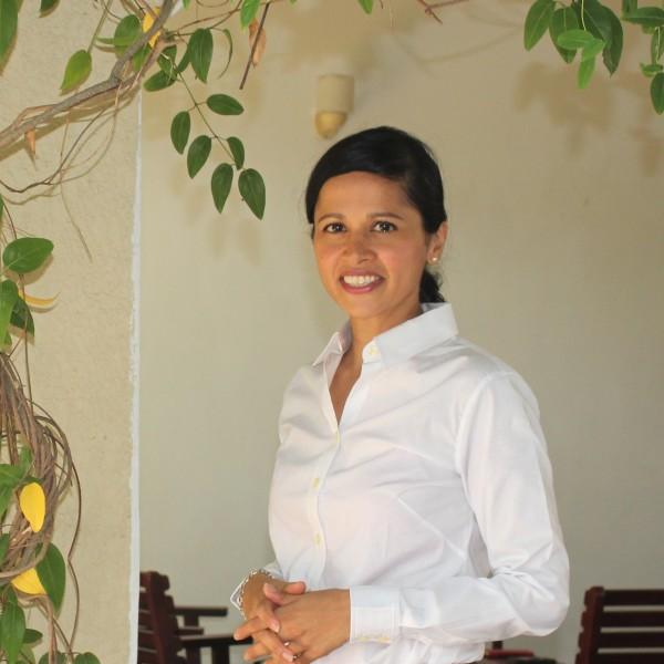 Shivanthi Sandrasagra, B.Sc., B.A., M.B.A.