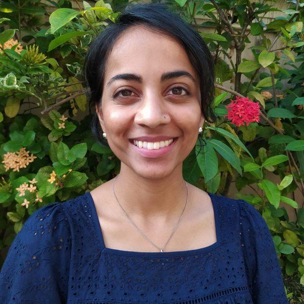 Miriam Hyginus, B.Sc., B.A., M.Ed. Candidate
